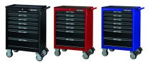 7 Drawer trolley with MIS-system - 681x459x1000 mm