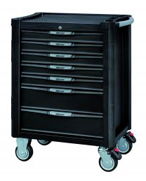 7 Drawer trolley with MIS system - 724x459x1000 mm