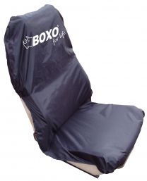 Professional seat cover black