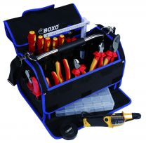 VDE 1000 V Insulated tool set in nylon bag 16pc
