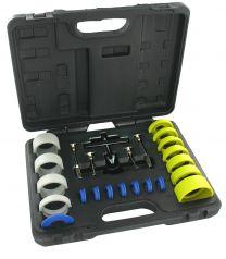 Camshaft and crankshaft seal tool kit