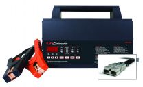 Microprocessor controlled 100 Amp battery charger/power supply 12 V