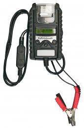 Smart battery tester 6 ~ 12 V, test charge 12 ~ 24 V