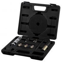 Universal locking wheel nut remover kit
