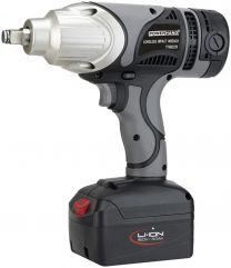 "1/2"" Cordless adjustable torque impact wrench Li-ion"