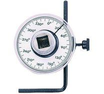 Angular torque gauge