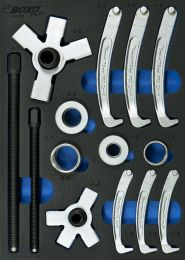 2 and 3 Jaw CRV gear puller set
