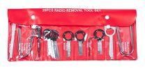 Radio removal tool set 20pc