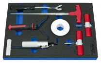 Windscreen removal set 7pc