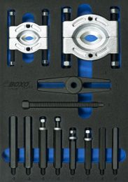 Two sets bearing separator kit 30 ~ 75 mm 12pc