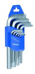 Hex key wrench sets